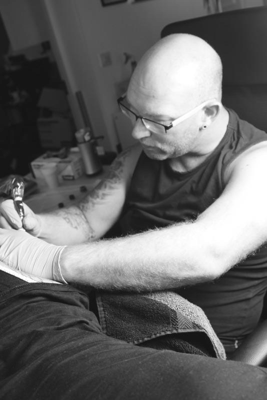 Tatuerare Carl